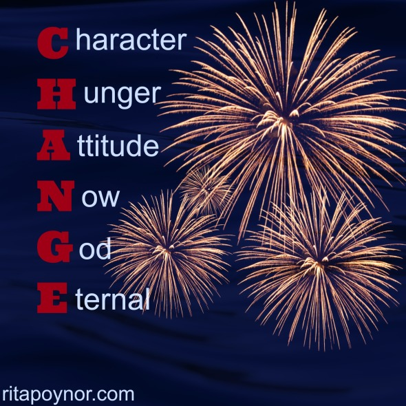 An Acronym For Change