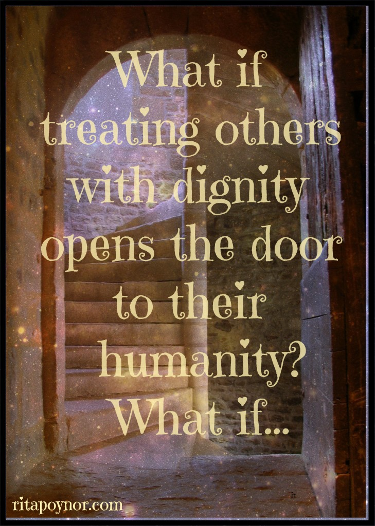 The Door to Dignity