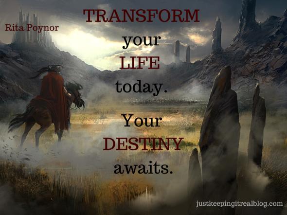 Your Destiny Awaits
