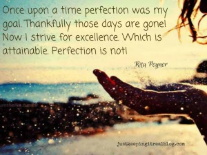 Are you a #perfectionist