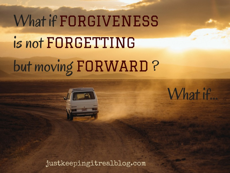 Is there anyone you need to forgive