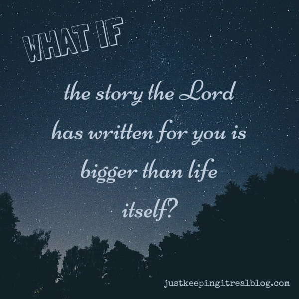 Your Greatest Story