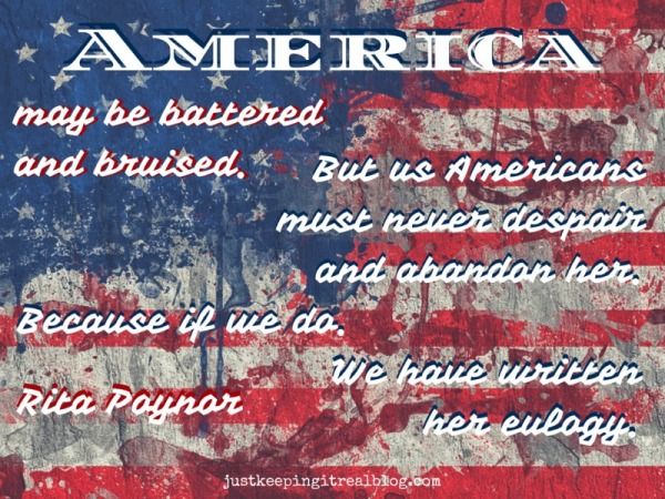 America Is the Home of the Brave