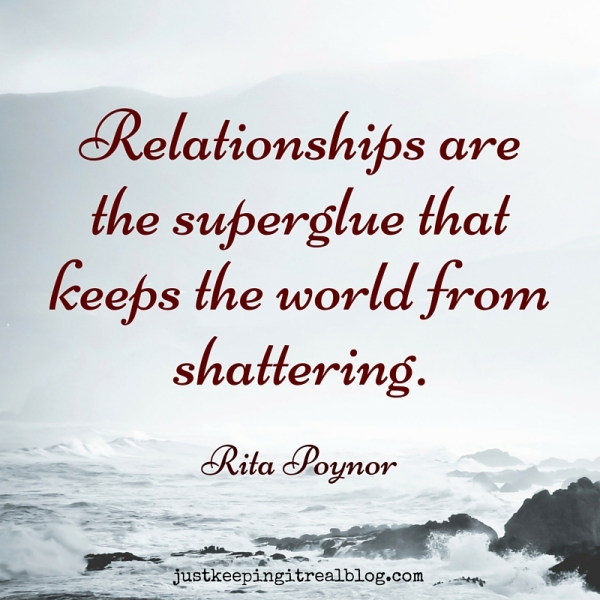 Are your relationships solid? #relationships-4