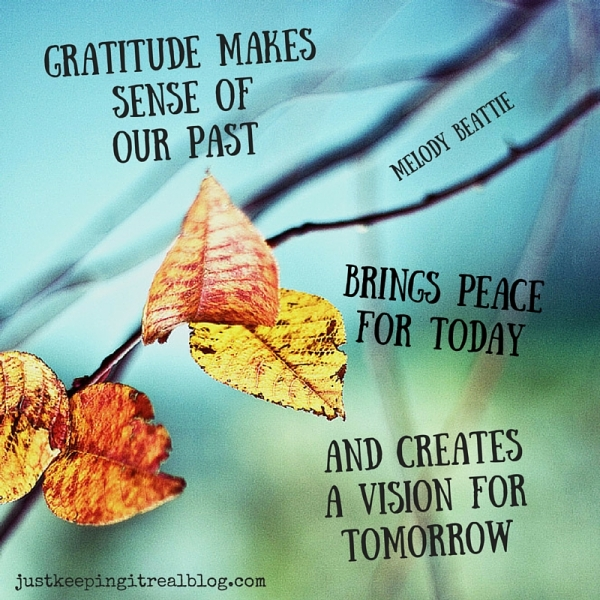 How has gratitude changed you? #gratitude-5