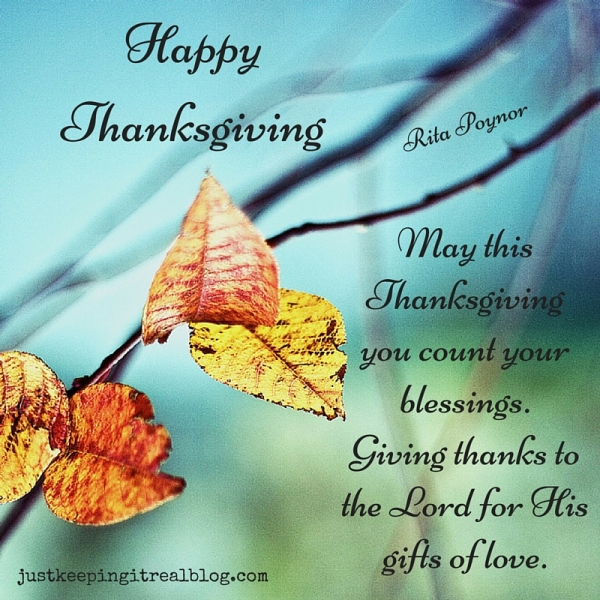What are you thankful for this Thanksgiving? #thanksgiving-2