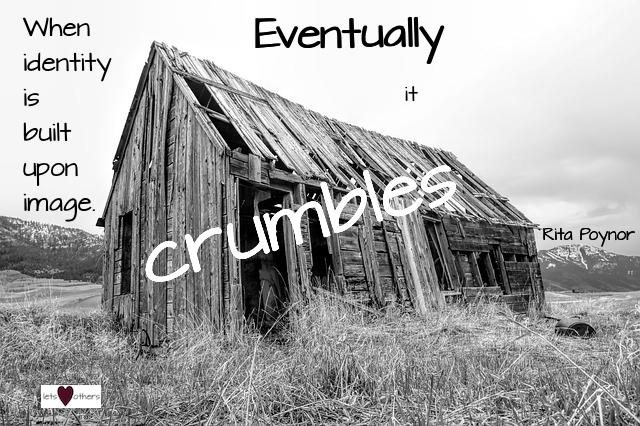 Crumbling Image