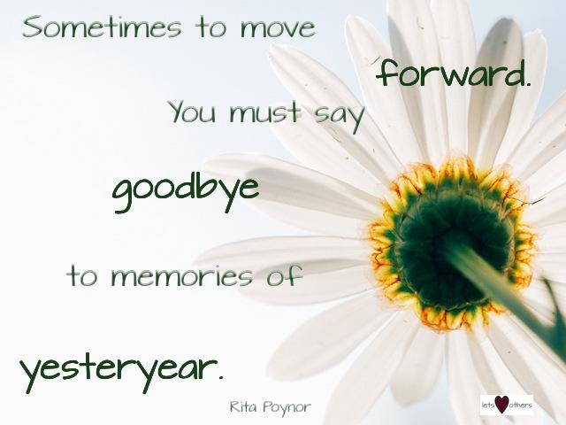 Goodbye Yesteryear