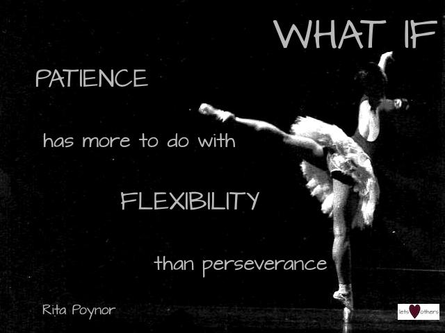 Patient Flexibility
