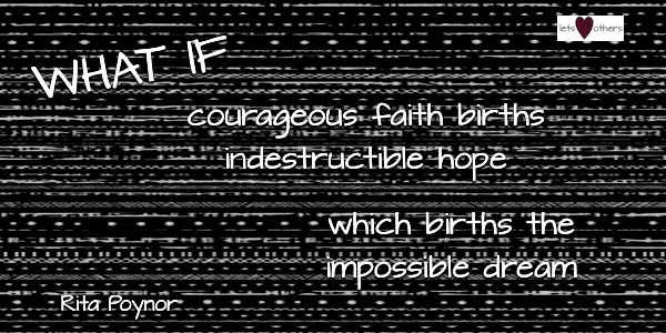 Indestructible Hope